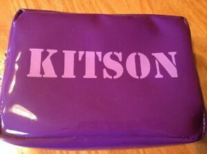 Brand New With Tags Kitson Makeup Bag