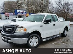 2007 Ford F-150 XL Extended Cab Remote starter