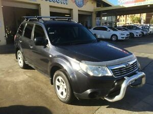 2009 Subaru Forester MY09 X Charcoal 5 Speed Manual Wagon South Fremantle Fremantle Area Preview