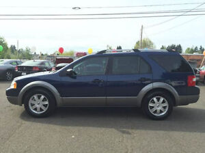 2005 Ford FreeStyle/Taurus X LE SUV, Crossover AWD