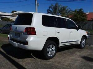 2014 Toyota Landcruiser VDJ200R MY13 Sahara White 6 Speed Sports Automatic Wagon Morningside Brisbane South East Preview