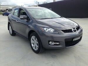 2009 Mazda CX-7 ER1032 Classic Activematic Sports Silver 6 Speed Sports Automatic Wagon Mitchell Bathurst City Preview