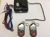 Amazing Must Have Mobility Scooter Motorcycle AntiTheft Alarms Fitted For Only £95