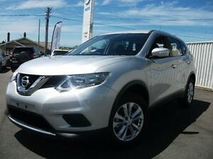 2016 Nissan X-Trail T32 ST X-tronic 2WD Silver 7 Speed Constant Variable Wagon Devonport Devonport Area Preview