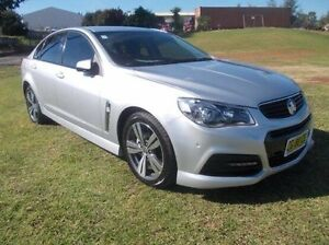 2014 Holden Commodore VF MY15 SV6 Grey 6 Speed Sports Automatic Sedan Dubbo Dubbo Area Preview