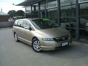 2006 Honda Odyssey 3rd Gen MY07 Luxury Gold 5 Speed Sports Automatic Wagon Invermay Launceston Area Preview
