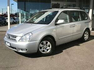 2009 Kia Carnival VQ MY09 EXE Silver 4 Speed Sports Automatic Wagon Morwell Latrobe Valley Preview
