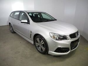 2014 Holden Commodore VF MY14 SV6 Sportwagon Silver 6 Speed Sports Automatic Wagon Mount Gambier Grant Area Preview