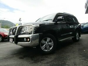 2012 Toyota Landcruiser VDJ200R MY12 Altitude Black 6 Speed Sports Automatic Wagon Earlville Cairns City Preview
