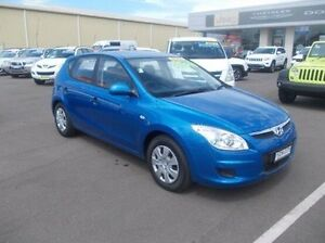 2010 Hyundai i30 FD MY10 SX Blue 4 Speed Automatic Hatchback Dubbo Dubbo Area Preview
