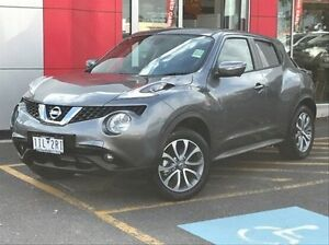 2016 Nissan Juke F15 Series 2 Ti-S X-tronic AWD Grey 1 Speed Constant Variable Hatchback Meadow Heights Hume Area Preview