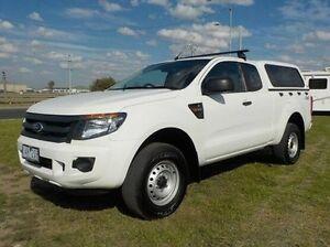 2013 Ford Ranger White Manual Utility Pakenham Cardinia Area Preview