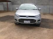 2012 Ford Territory SZ TX (RWD) Silver 6 Speed Automatic Wagon Seabrook Hobsons Bay Area Preview