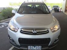 2015 Holden Captiva CG MY15 Silver 6 Speed Sports Automatic Wagon Coolaroo Hume Area Preview