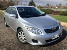 2009 Toyota Corolla ZRE152R Ascent Silver 4 Speed Automatic Hatchback Ingle Farm Salisbury Area Preview