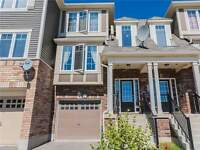Brampton Mount Pleasant freehold Townhouse