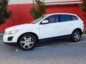 2011 Volvo XC60 DZ MY12 T6 Geartronic AWD White 6 Speed Sports Automatic Wagon Cannington Canning Area Preview