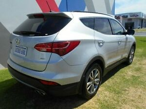 2012 Hyundai Santa Fe DM MY13 Elite Silver 6 Speed Sports Automatic Wagon Bunbury Bunbury Area Preview