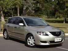 2004 Mazda 3  Gold Sports Automatic Hatchback Medindie Gardens Prospect Area Preview