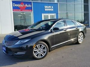 2015 Lincoln MKZ Base |back up camera|bluetooth|leather|