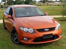 2010 Ford Falcon FG XR6 50th Anniversary Orange 6 Speed Sports Automatic Sedan Elizabeth Playford Area Preview