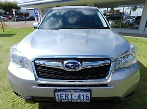 2015 Subaru Forester S4 MY15 2.5i-L CVT AWD Silver 6 Speed Constant Variable Wagon Victoria Park Victoria Park Area Preview