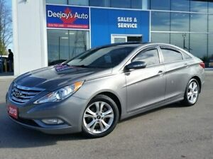 2013 Hyundai Sonata Limited/LEATHER/SUNROOF