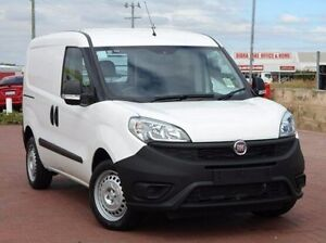 2015 Fiat Doblo 263 Low Roof SWB White 5 Speed Manual Van Spearwood Cockburn Area Preview