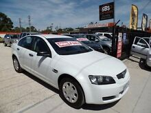 2006 Holden Commodore VE Omega White 4 Speed Automatic Sedan Werribee Wyndham Area Preview