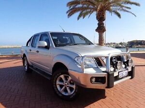 2014 Nissan Navara D40 S7 ST Silver 5 Speed Sports Automatic Utility Beresford Geraldton City Preview