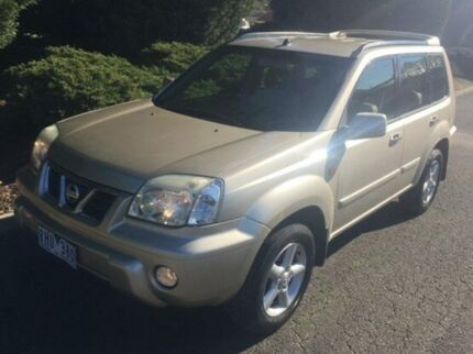 2001 Nissan X-Trail T30 TI Twilight 4 Speed Automatic Wagon Vermont Whitehorse Area Preview