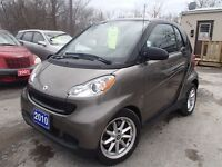 2010 Smart fortwo Passion,,cert&etetsed