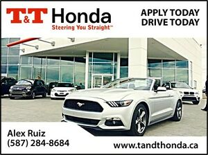 2015 Ford Mustang *LOWEST PRICE IN CANADA!!!*