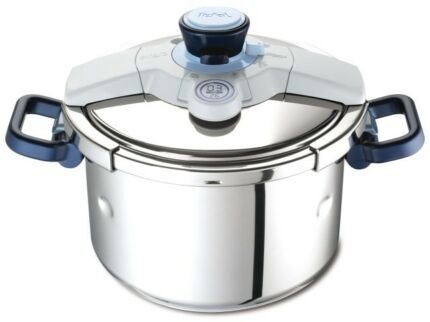 Tefal Clipso pressure cooker 6 litres