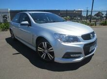 2015 Holden Commodore VF MY15 SV6 Storm Silver 6 Speed Sports Automatic Sedan Coolaroo Hume Area Preview