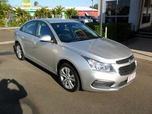 2015 Holden Cruze JH Series II MY15 Equipe Silver 6 Speed Sports Automatic Sedan Gympie Gympie Area Preview