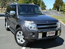 2011 Mitsubishi Pajero NT MY11 GLX Grey 5 Speed Sports Automatic Wagon Kedron Brisbane North East Preview