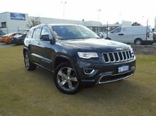 2015 Jeep Grand Cherokee WK MY15 Overland Grey 8 Speed Sports Automatic Wagon East Rockingham Rockingham Area Preview