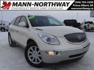 2012 Buick Enclave CXL2 | Leather, Bose, Remote Start.