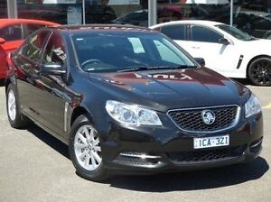 2013 Holden Commodore VF MY14 Evoke Black 6 Speed Sports Automatic Sedan Diggers Rest Melton Area Preview