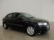 2000 Holden Astra TS CD Black 4 Speed Automatic Sedan Braeside Kingston Area Preview