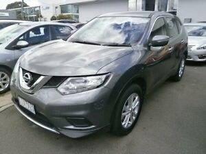 2015 Nissan X-Trail T32 ST X-tronic 4WD Grey 7 Speed Constant Variable Wagon Blackburn Whitehorse Area Preview