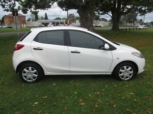 2008 Mazda 2 DE10Y1 Neo 5 Speed Manual Hatchback East Kempsey Kempsey Area Preview