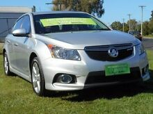 2012 Holden Cruze JH Series II MY13 SRi-V Silver 6 Speed Sports Automatic Sedan West Ballina Ballina Area Preview