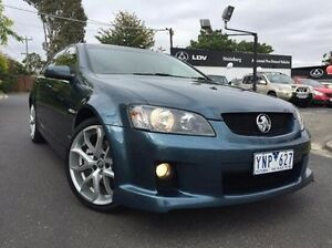 2010 Holden Commodore VE MY10 SS Sportwagon Blue 6 Speed Sports Automatic Wagon Heidelberg Heights Banyule Area Preview