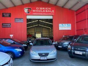 2007 Hyundai Elantra HD SX Silver 4 Speed Automatic Sedan Clontarf Redcliffe Area Preview