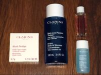 100ml Clarins Bath & Shower, Cheek Illuminating Colour plus 2 Products - Brand New!!