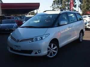 2011 Toyota Tarago ACR50R MY09 GLX White 4 Speed Sports Automatic Wagon Meadow Heights Hume Area Preview