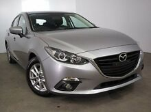 2015 Mazda 3 BM5478 Maxx SKYACTIV-Drive Silver 6 Speed Sports Automatic Hatchback Mount Gambier Grant Area Preview