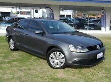 2011 Volkswagen Jetta  Grey Sports Automatic Dual Clutch Sedan Victoria Park Victoria Park Area Preview
